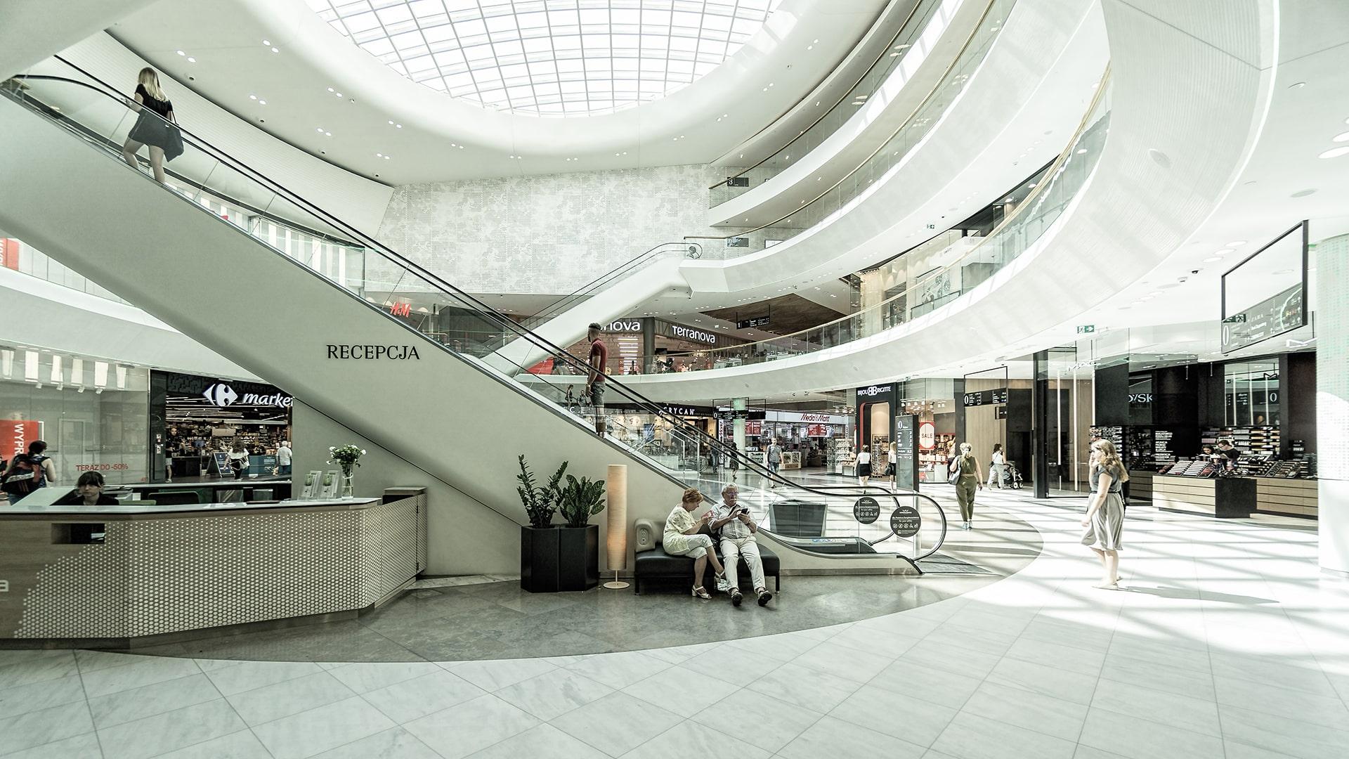 Торгово-развлекательные-, офисные центры, автосалоны-min
